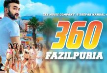 360 Fazilpuria Lyrics- Rossh
