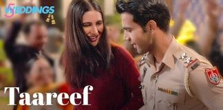 Taareef Lyrics - 5 Weddings