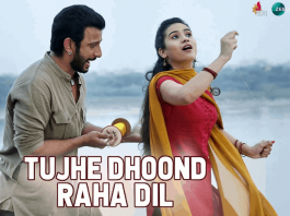 Tujhe Dhoond Raha Dil Lyrics from the new movie Kaashi starring sharman joshi