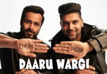 Daaru Wargi Lyrics | Guru Randhawa | Cheat India