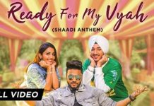 Ready For My Vyah Lyrics - Raftaar - Deep Kalsi