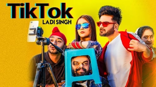 TikTok Lyrics | Ladi Singh | Desi Routz | Maninder Kailey