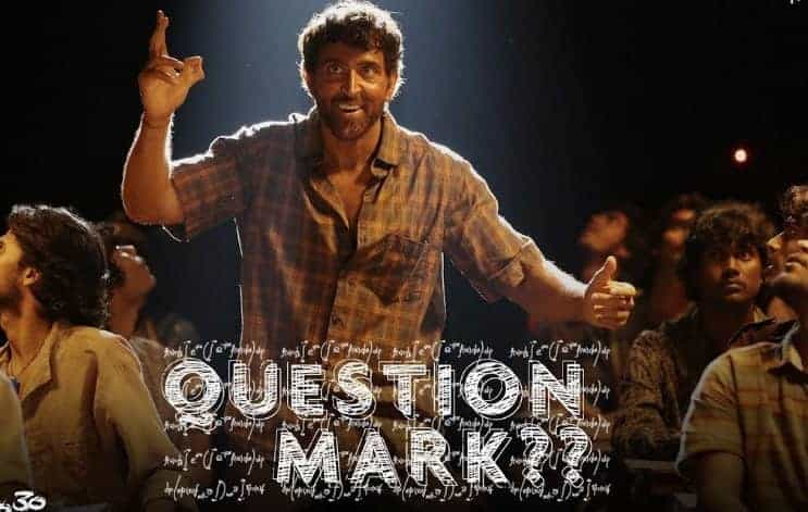 Question Mark Lyrics | Super 30 | Hrithik Roshan | Ajay Atul