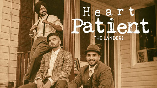 Heart Patient Lyrics | The Landers | Western Penduz | Punjabi Song Lyrics