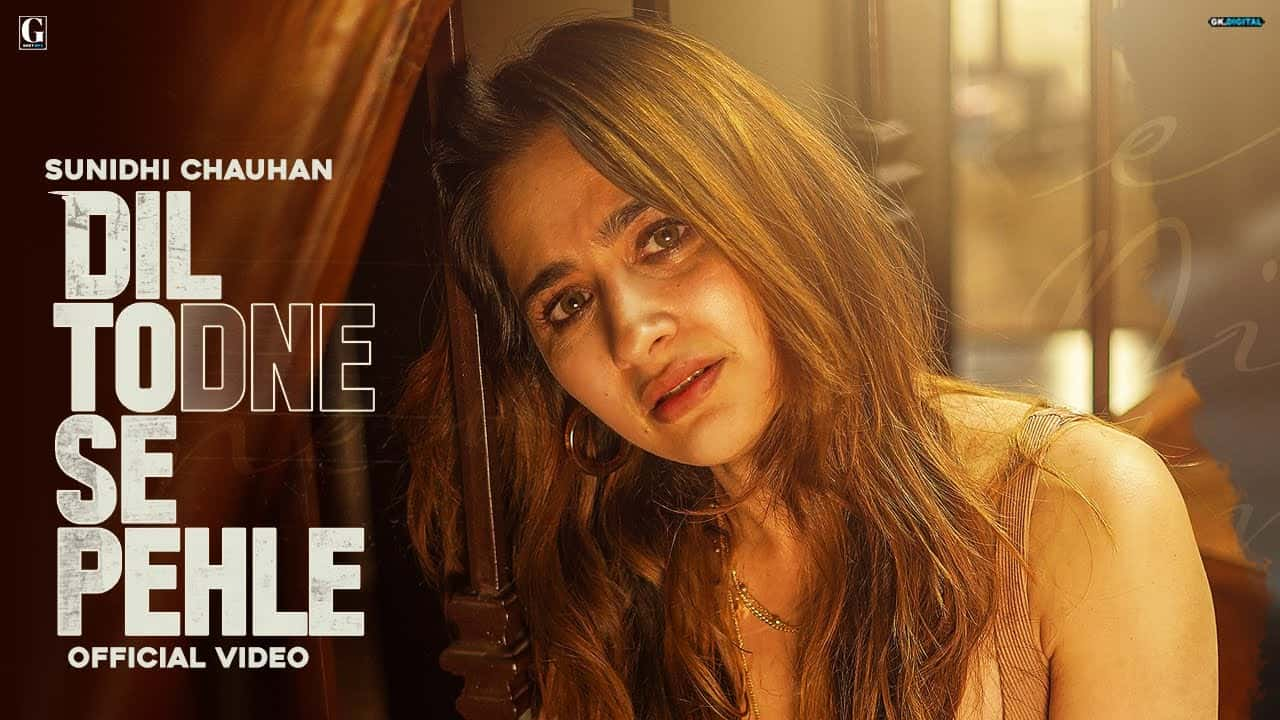 Dil Todne Se Pehle Lyrics: The song is sung by Sunidhi Chauhan, and has music by Sharry Nexus while Jass Manak has written the Dil Todne Se Pehle Lyrics. The music video of the Dil Todne Se Pehle song is directed by Satti Dhillon , and it features Sanjeeda Shaikh and Krishna Chaturvedi.   Read more: https://lyricsmint.com/sunidhi-chauhan/dil-todne-se-pehle-sunidhi-chauhan